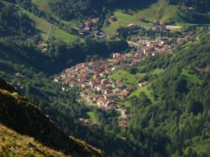 San Colombano dall'alto