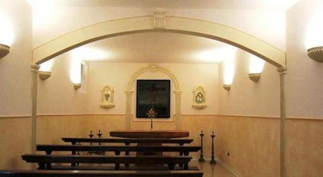 Bovegno a bovegno una cappella per la casa di riposo for Nuove planimetrie per la casa